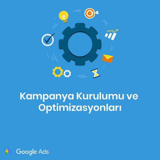 Google Ads Kampanya Kurulumu ve Aylık Danışmanlık Hizmeti