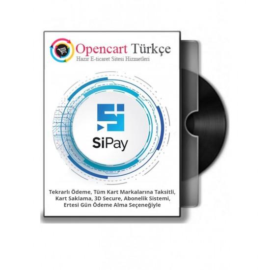Sipay Sanal Pos Modülü Ücretsiz