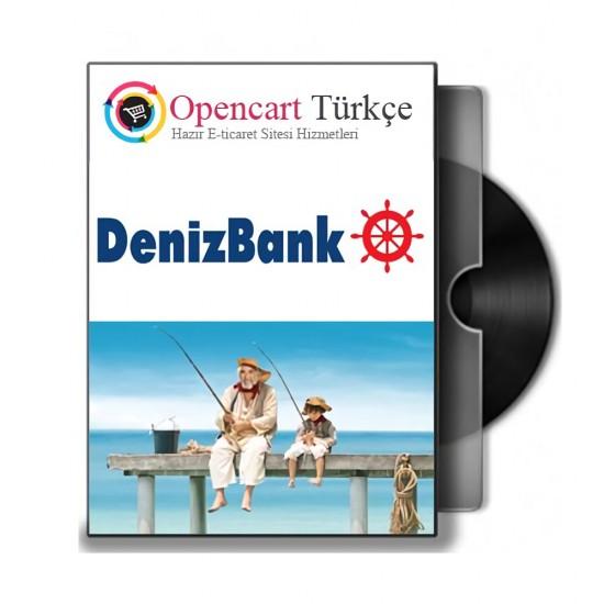 Deniz-Bank Opencart Sanalpos