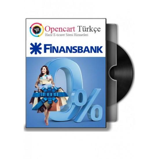 Finans-Bank Opencart Sanalpos