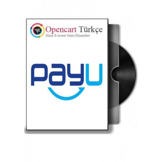 Payu Sitiçi-Ödeme Opencart
