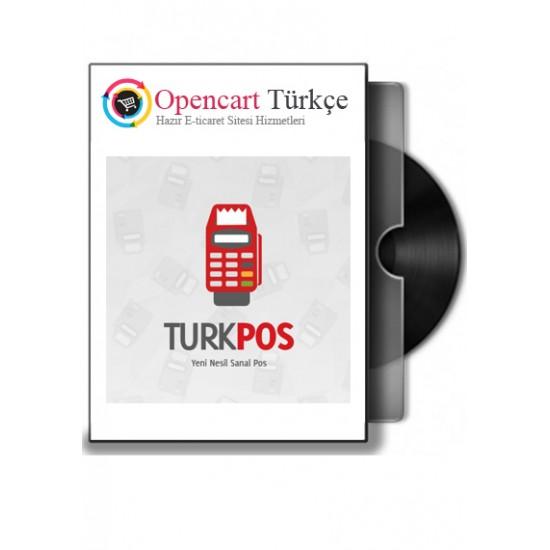 Türk Pos Opencart Ödeme Modülü