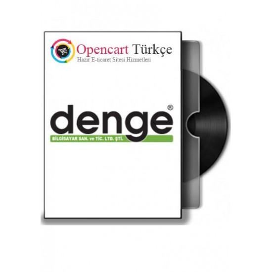 DENGE-BİLGİSAYAR OPENCART XML-ENTEGRASYON
