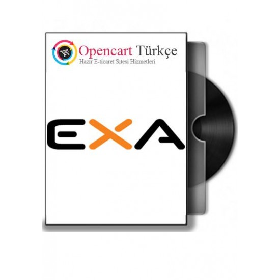 EXA-BİLGİSAYAR OPENCART XML-ENTEGRASYON