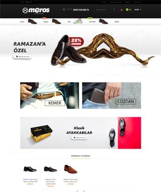 Meros Ayakkabı